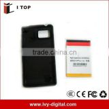 4200mAh extended battery for Motorola Droid Bionic XT875