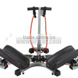 2015 extreme performance indoor leg glide abdominal exercise equipment for elderly fitness