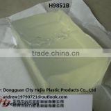 China manufacture clear pressure sensitive adhesive glue block for bottle label and tag paper
