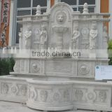 stone carving wall fountain PQ459