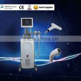 fractional rf for face iron wrinkles/face lift supersonic beauty care machine