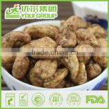 Healthy Snacks Black Pepper coated Cashew With BRC, W320