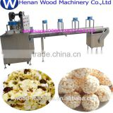 Rice ball candy production line/Puffing rice forming machine/Cereal bar forming machine008613837162178