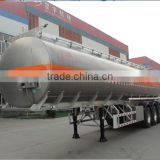 High quality tri axle air suspension trailer 12 wheel fuel trailer