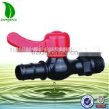 Irrigation mini ball valve water faucet