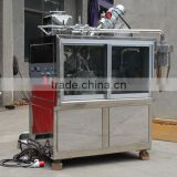 Full-automatic Liquid Nitrogen Grinder for vegetable fresh plant