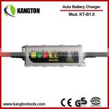 12V 1.0A 5 Stages Battery Charger/ Maintainer