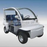 electric service vehicles, EG6043K, 4 seats, CE approved electric golf car with solar panel