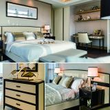 Modern design high quality hospitality hotel bedroom furniture