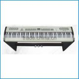 New design 88 key hammer action keyboard electric piano, digital piano with MP3 function, USB digital teaching piano