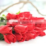 Artificial Flower Silk Gem Rose Heads and Trees