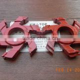 high quality wooden TCT floor cutter ,wood working shaper cutter heads with cheap price