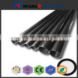 carbon fiber golf shaft High Strength 3k plain/twillglossy surface/matte carbon fiber golf shaft with low price