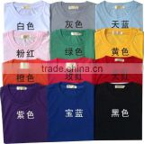 2016 New Summer Product Plain Silm Fitted t shirts,Wholesale Bulk Blank T Shirt Custom T-shirt Printing Design Made In China