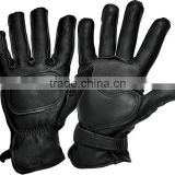 Motorcycle riding gloves