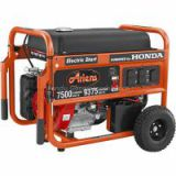 Ariens 7500 Watt Electric Start Portable Generator with Honda GX Engine