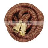 2.5m High Temperature Resistance Latex Water Expandable Garden Hose