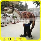 2016 Animatronic robotic dinosaur costume adult