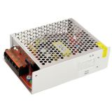 100W 12V 8.3A 24V 4.2A IP20 interior led power supplies for signage light box led strips led modules