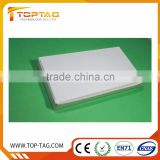 RFID inlay printable RFID packing paper box with antenna
