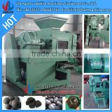 large strength pressure briquette machine for coal powder / iron ore powder briquette machine