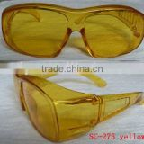 hot-sale protective safety glasses compliant with ANSI Z87.1 EN166 AS/NZS 1337 eye protection