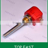 RED colr carbon film 100k rotary wirewound long shaft potentiometer