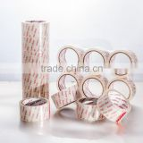 Much clear BOPP packing adhesive tape SUPER CLEAR TAPE