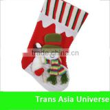 Best selling custom fleece christmas stockings