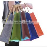 wholesale felt gift shopping bag