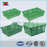 Gridding Plastic PP Storage Baskets with Cover for Fruits and Vegetables Meet Euro Standards
