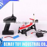 Wholesale 2.4G fl rc boat rc plastic boat toy