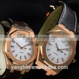 2015 fashion watch for men luxury big face mechanical wholesale watches