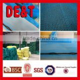 aluminum safety net, safety barrier fence, plastic construction safety mesh