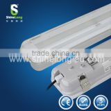 60W IP65 led tri-proof light clear frosted cover 3 years warranty