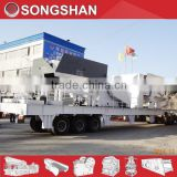 portable crushing station ;mobile crushing station; mobile crusher plant China top Manufacturer