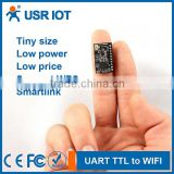 USR-WIFI232-T Wifi Module Cheap Serial TTL to Wireless Converter Wifi 802.11b/g/n Module----Low Power                                                                         Quality Choice