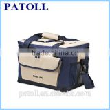 Good quality hot and cold cooler bag,lunch cooler bag with drink holder and collapsible cooler bag