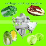 Cabbage half cutting machine