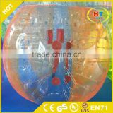 Direct manufacture bubble suit inflatable soccer bubble Human Bubble bumper Ball for football