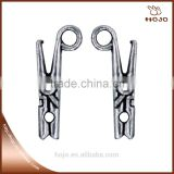 Wholesales mini pliers charm tool pendant in antique silver 19x8mm for handcraft bracelet necklace