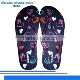 New latest design models slippers for lady