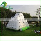 Factory selling children's castle inflatable amusement inflatable rock climbing