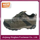 2015 New Fashion Men's Casual Breathable Walking Sport Trail Hiking Shoe Athletic Running Outdoor Leather Hiking Shoes