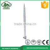 Direct From Factory Fine Price Metal Mesh Fencing With Triangle Flange Ground Screw Anchor