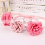 New Arrival Handmade Bride Floral Flower Crown Rose Headband Hairbands For Women & Girls Garland Wedding Hair Accessories