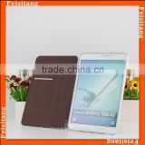 Mu wen PU Android tablet holster for galaxy s2, t710 t715 8.0 inches soft shell protective shell