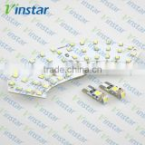 Full White SMD LED Interior Kit For Mercedes Benz W203 C class 2001-2007