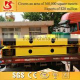 CE&ISO Certificate 1ton-30ton factory and workshop used bridge crane end carriage