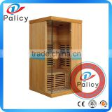 2 person far infrared sauna tent with full spectrum red glass heater parts